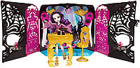 Кукла Спектра 13 желаний музыкальная установка Монстер Monster High Wishes Party Lounge & Spectra Vondergeist, фото 1