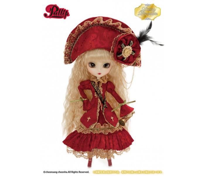Кукла Pullip Veritas Deep Crimson 2016 Пуллип Веритас