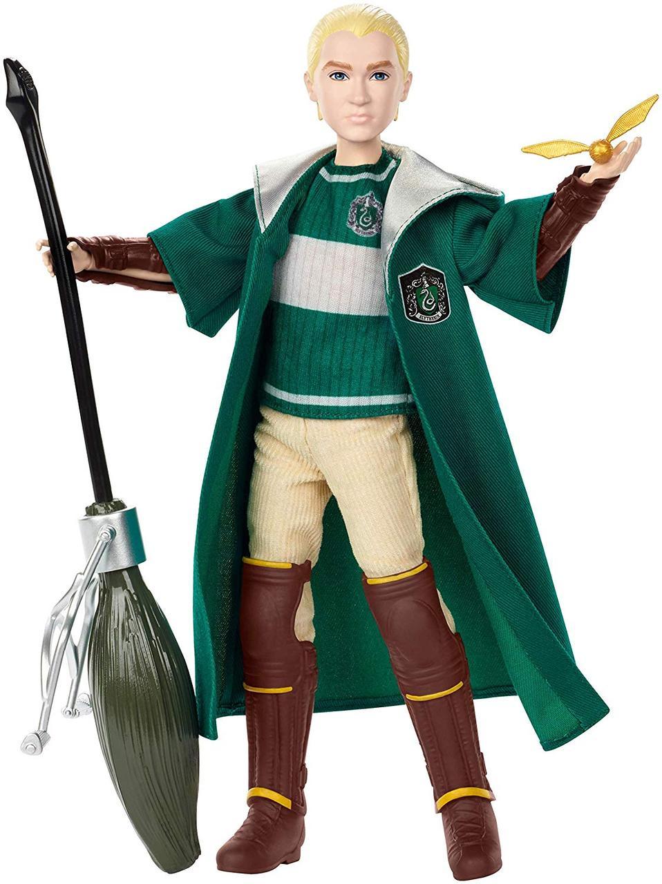 Кукла Драко Малфой Квиддич Гарри Поттер Harry Potter Quidditch Draco Malfoy философский камень Малфоя