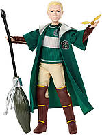 Кукла Драко Малфой Квиддич Гарри Поттер Harry Potter Quidditch Draco Malfoy философский камень Малфоя, фото 1