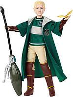 Лялька Драко Мелфой Квідич Гаррі Поттер Harry Potter Quidditch Draco Malfoy філософський камінь Мелфоя, фото 1
