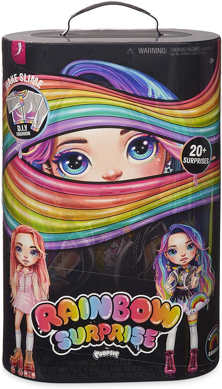 Лялька Пупси Слайм Poopsie Rainbow Surprise Rainbow Dream Or Pixie Rose MGA райдужна лялька lol оригінал