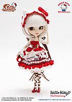 Кукла Пуллип Хеллоу Китти 2019 Pullip Hello Kitty 45th Anniversary коллекционная лялька пулип пюлип, фото 1