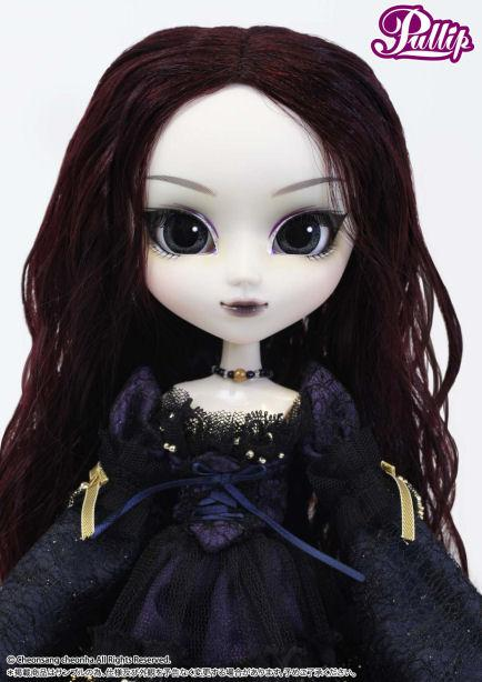 Кукла Пуллип Полночный Вельвет бархат миднайт 2012 Pullip Midnight Velvet