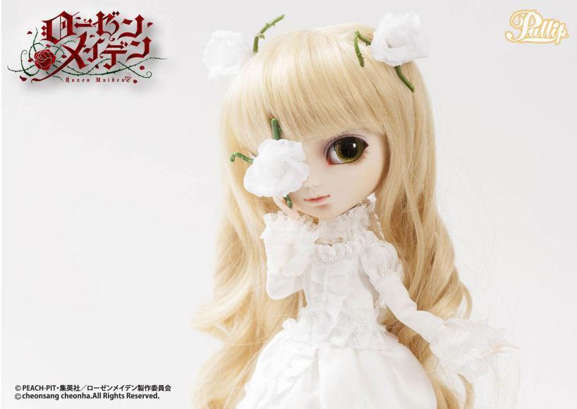 Кукла Пуллип Киракисё Розен Майден 2014 Pullip Kirakishou киракишу коллекционная кукла