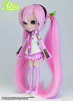 Лялька Пуллип Вокалоід Хацуне Міку Сакура рожева Pullip Vocaloid Sakura Miku оригінал, фото 1