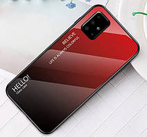 Чохол Samsung Galaxy A51 Gradient Hello