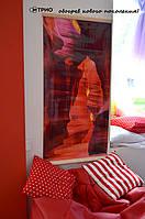 Настенный обогреватель картина Каньйон SUPER. Размер 114х57 см., Мощность 500 Вт., переключатель 2 режимный, фото 1