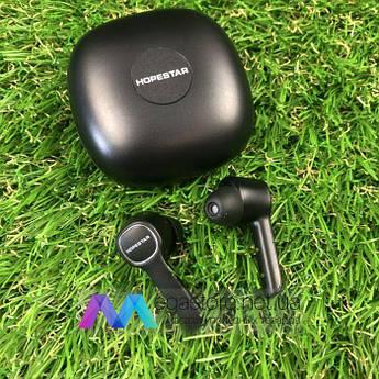 Бездротові bluetooth-навушники Hopestar S12 з мікрофоном для пк телефону wireless вкладиші блютуз чорні
