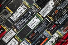 SSD, HDD, USB Flash Drive