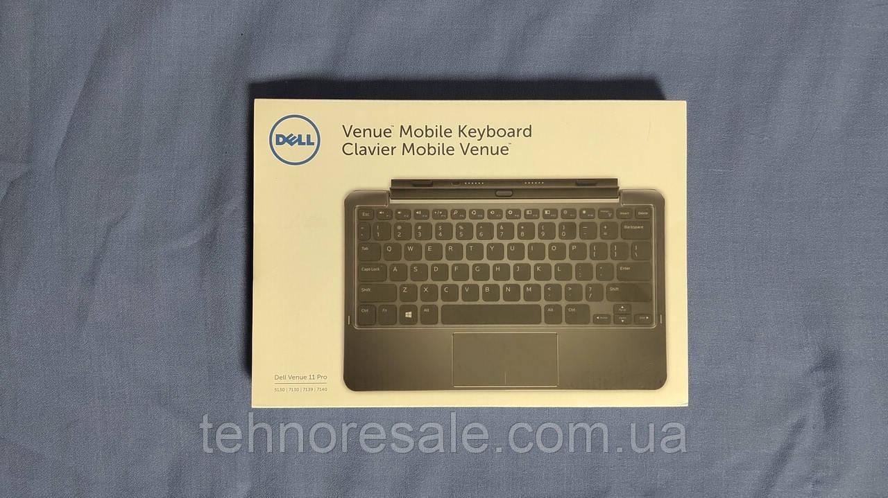 НОВА клавіатура Dell K12A для планшету Dell Venue 11 Pro та Dell Latitude 5175 5179, D1R74
