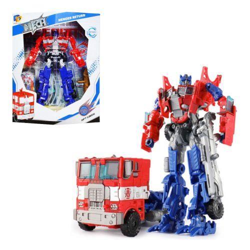"""Трансформер робот """"Deformation Mech: Пожарная машина"""" D622-E268"""