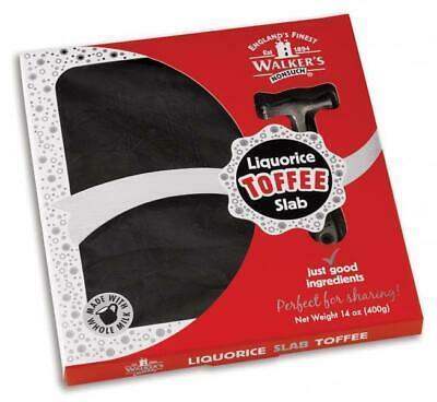 Ириска Walker Toffee Liquorice 400 g