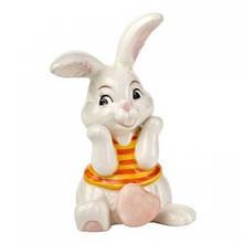 """Статуетка """"Закоханий кролик-дівчинка"""""""