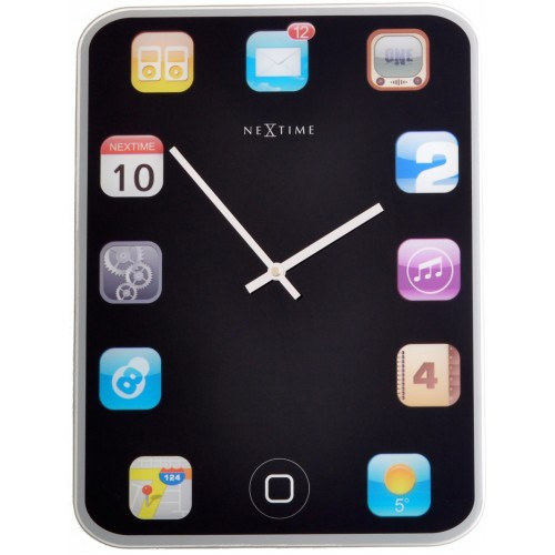 "Часы настенно-настольные ""Mini Wallpad"" 20х15 см"