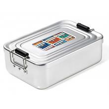 Коробка для ланчу Music tape з затискачами