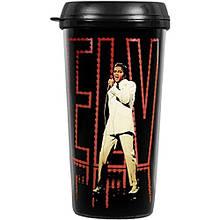 "Кухоль з кришкою ""Elvis Travel Mug: In Lights"""