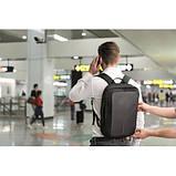 "Рюкзак для ноутбука XD Design Bobby Bizz Anti-Theft 15.6"" Black, фото 8"