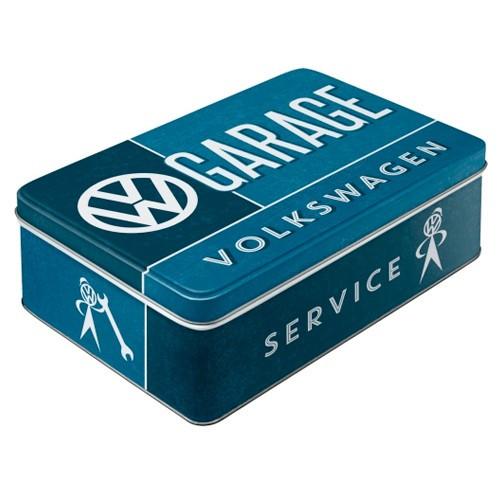 "Коробка для хранения ""Volkswagen, VW Garage"" Nostalgic Art (30727)"