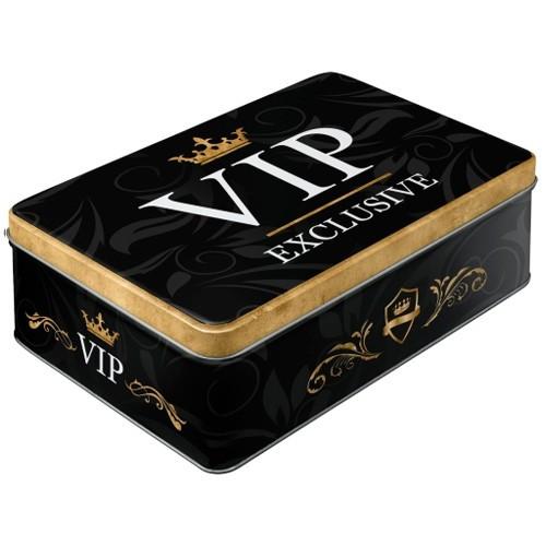 """Коробка для хранения """"VIP Exclusive"""" Nostalgic Art (30729)"""