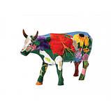 Коллекционная статуэтка корова Georgia O'Cowffe, фото 3