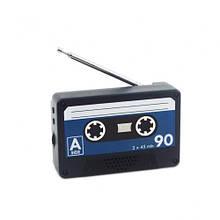 Радіоприймач на магніті Balvi Касета