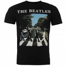 "Футболка ""The Beatles: Abbey Road"""