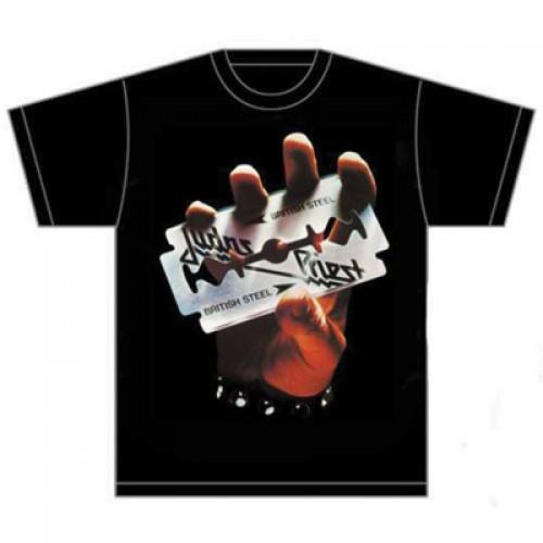 """Футболка """"Judas Priest: British Steel"""", L"""