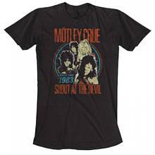 "Футболка ""Motley Crue: Vintage World Tour"""