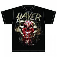 "Футболка ""Slayer: Skull Clench"""
