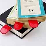 """Закладка для книг """"Язык"""", фото 3"""