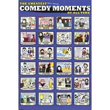 Постер Comedy Moments-Badly drawn
