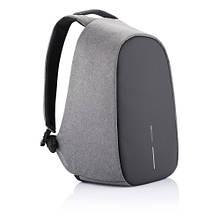 Рюкзак протикрадій XD Design Bobby Pro, сірий попереднє замовлення, ціна попередня