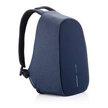 Рюкзак протикрадій XD Design Bobby Pro, блакитний попереднє замовлення, ціна попередня