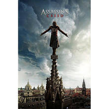 "Постер ""Assassin's Creed Movie (Spire Teaser)"" (Уценка)"