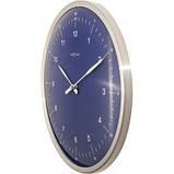 """Часы настенные """"60 Minutes"""", синие Ø33 см, фото 2"""