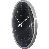 """Часы настенные """"60 Minutes"""", черные Ø33 см, фото 2"""