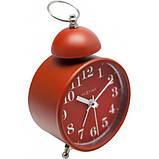 "Будильник ""Single Bell"", красный 9.6 x 16.5 см, фото 4"