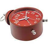 "Будильник ""Single Bell"", красный 9.6 x 16.5 см, фото 5"