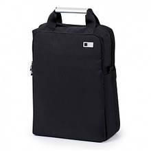 """Рюкзак з відділенням для ноутбука """"AIRLINE 15"""", чорний"""