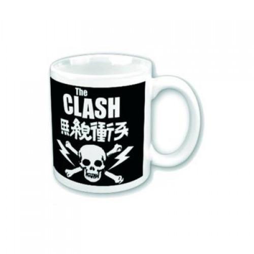 """Гуртка """"The Clash Boxed-Skull & Crossbones"""""""