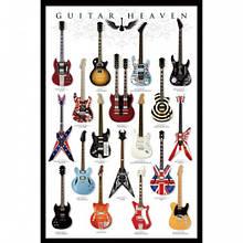 "Постер ""Guitar Heavan"""