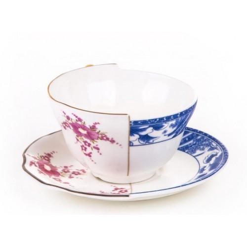 Кофейная чашка с блюдцем HYBPID