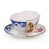 Кофейная чашка с блюдцем HYBPID, фото 2
