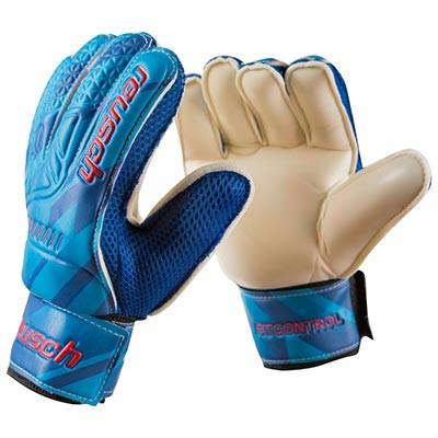 Вратарские перчатки Latex Foam REUSCH, размеры 6, 7, 8, 9.