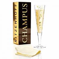 Бокал для шампанского от Sibylle Mayer