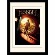 "Постер в раме ""The Hobbit (One Sheet)"""