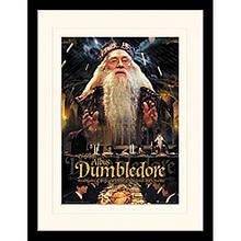 "Постер в раме ""Harry Potter (Dumbledore)"""