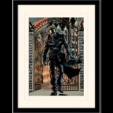 "Постер в раме ""Batman (The Joker Released)"""