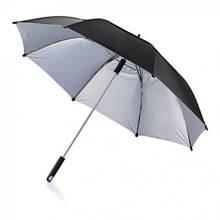 Антиштормовой парасолька-тростина Ураган, чорний